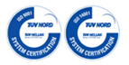 ISO9001 & ISO14000 Certified